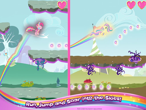 My Little Pony Rainbow Runners 1.6 Screenshots 11