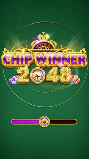 Chip Winner 2048  screenshots 1