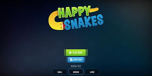 Happy Snakes - Online Fight https screenshots 1