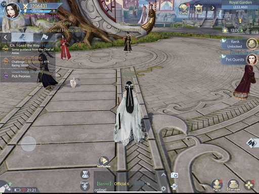 Fate of the Empress screenshots 24