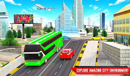 Euro Coach Bus Driving Simulator Bus Parking Games 25 Screenshots 10