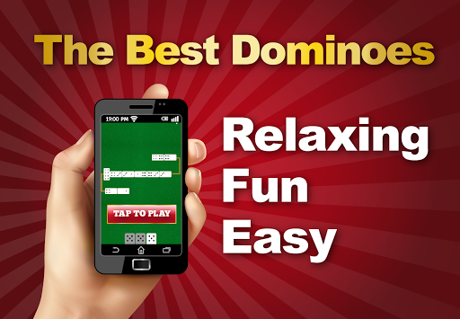 Free Dominoes: simple, fun, and relaxing apkmr screenshots 1