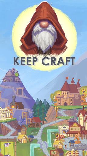 Keep Craft - Your Idle Civilization 1.3 screenshots 1