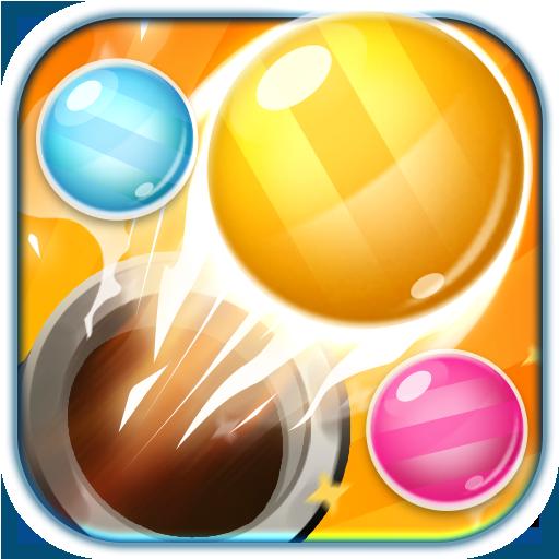 ポップマッチ-無料のバブルシューターパズル