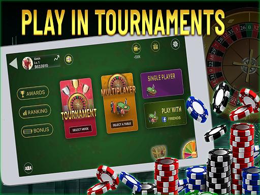 Roulette - Live Casino apklade screenshots 2