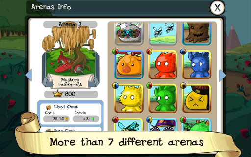 fluffy adventure - match3 rpg & action puzzle game screenshot 3