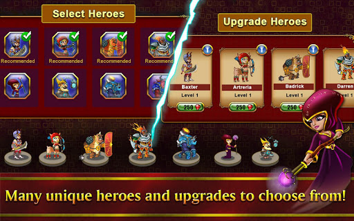 Tower Defender - Defense game  screenshots 3
