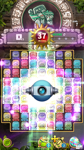 Glyph of Maya - Match 3 Puzzle 1.0.28 screenshots 3