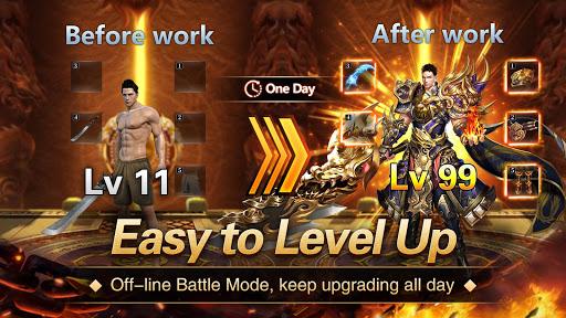 Legend of Blades apkdebit screenshots 8