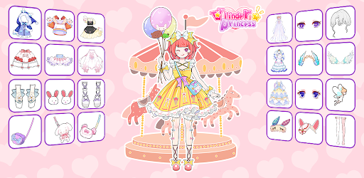 Vlinder Princess - Dress Up Games, Avatar Fairy screenshots 1