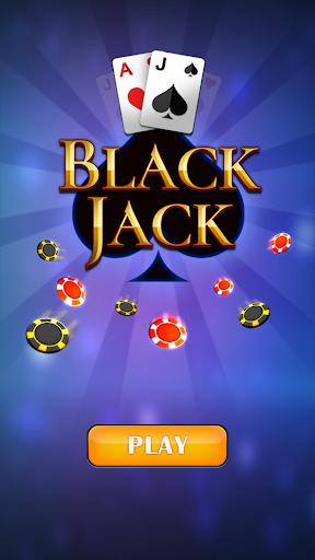 Blackjack 21 - casino card game apklade screenshots 1