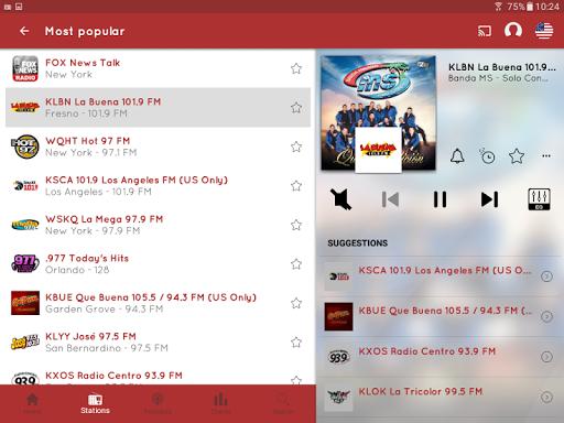 myTuner Radio Pro  screenshots 7