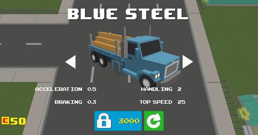 Blocky Road Racer 1.0 screenshots 5
