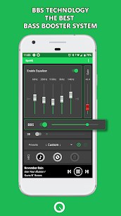 SpotiQ Premium v8.12.0 MOD APK – Sound Equalizer and Bass Booster 2