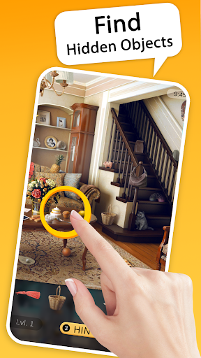 Hidden Objects - Photo Puzzle 1.3.7 screenshots 1