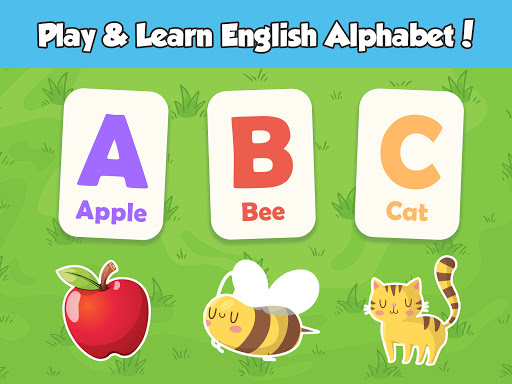 ABC Kids Games - Phonics to Learn alphabet Letters screenshots 11