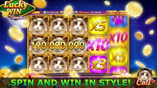 Lucky Win Casinou2122- FREE SLOTS 2.2.2 Screenshots 1