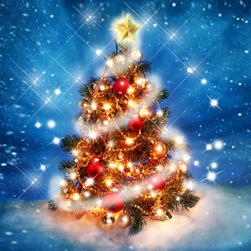 Baixar Christmas Tree Live Wallpaper 🎄 Beautiful Images para Android