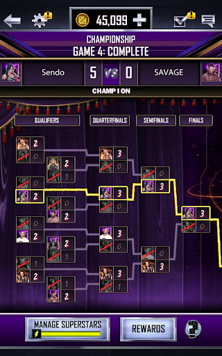 WWE SuperCard u2013 Multiplayer Card Battle Game 4.5.0.5513399 screenshots 13
