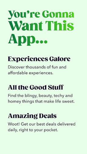 Groupon - Shop Deals, Discounts & Coupons screenshots 5