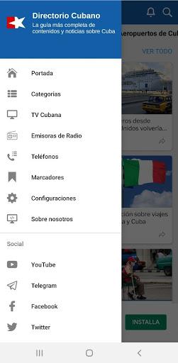 Directorio Cubano - Noticias de Cuba 12 Screenshots 2