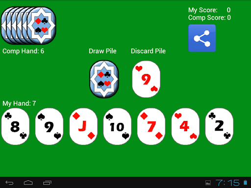 Crazy Eights Fun For PC Windows (7, 8, 10, 10X) & Mac Computer Image Number- 12