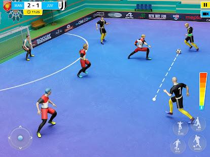 Indoor Soccer Games: Play Football Superstar Match 103 Screenshots 9