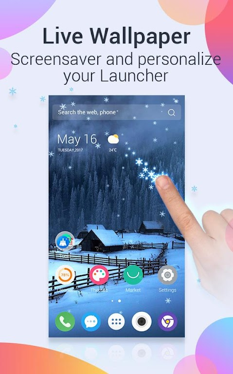 U Launcher Pro-NO ADS poster 1