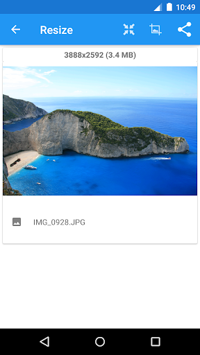 Photo & Picture Resizer: Resize, Reduce, Batch 1.0.280 screenshots 2
