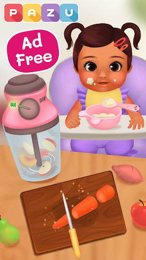Chic Baby 2 - Dress up & baby care games for kids  screenshots 1