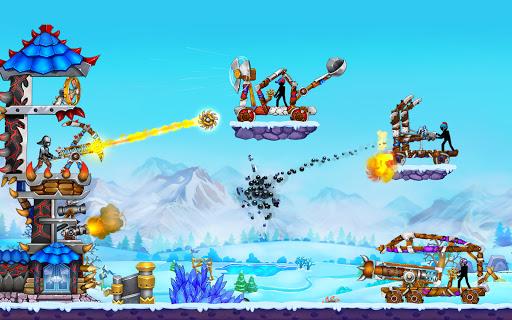 The Catapult 2: Grow Castleu30fbTower Defenseu30fbStickman goodtube screenshots 14