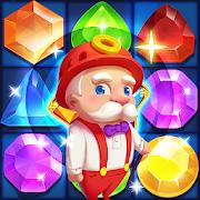 Grandpa's Gems - Match Free Games