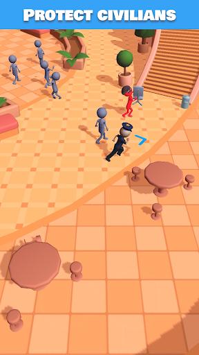 Catch the thief 3D  screenshots 1