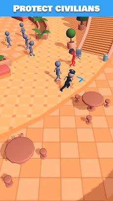Catch the thief 3Dのおすすめ画像1