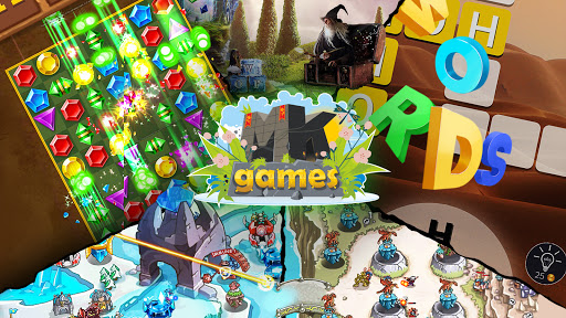 Code Triche MK Games: Сборник Крутых Игр (Astuce) APK MOD screenshots 1