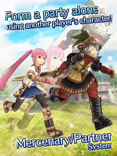 RPG Toram Online - MMORPG 3.3.39 screenshots 20