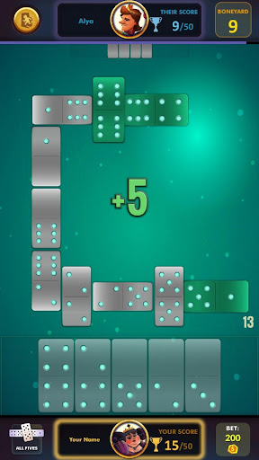Dominoes - Offline Free Dominos Game 1.12 screenshots 7