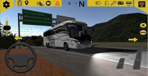 Live Bus Simulator apkpoly screenshots 2