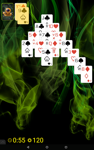 Pyramid Golf Solitaire screenshots 11