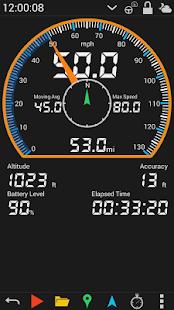 GPS HUD Speedometer Free