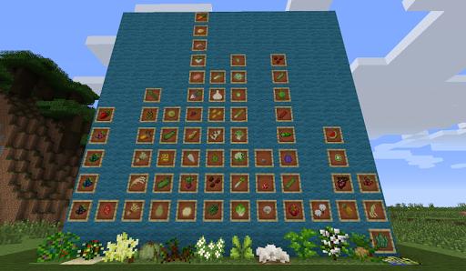 Pam Harvest mod for MCPE screenshots 1