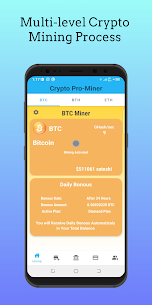 Crypto Pro Miner For Android 3
