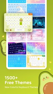 Facemoji Emoji Keyboard:Keyboard Stickers,GIF,Cute 3