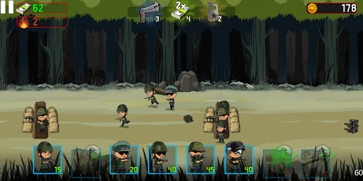 War Troops: Military Strategy Game for Free 1.25 screenshots 3