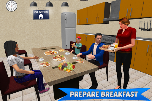 Virtual Mom Simulator: Step Mother Family Life 1.07 screenshots 4