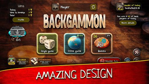 Backgammon  Screenshots 1