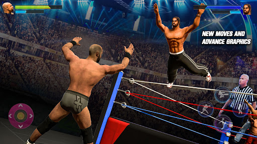 Real Wrestling Ring Champions  screenshots 4