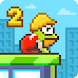 ホッピーフロッグ2 - 町の大逃亡劇 - Androidアプリ