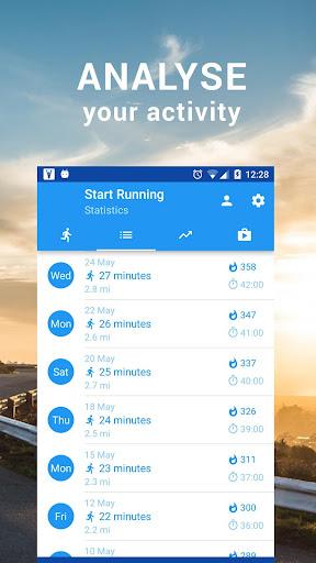 Start to Run. Running for Beginners screenshots 3