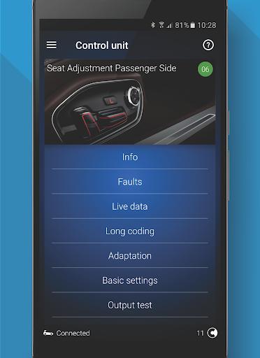 OBDeleven car diagnostics 0.30.0 Screenshots 3